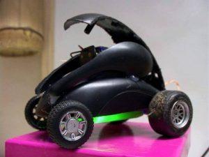 Carro com mouse